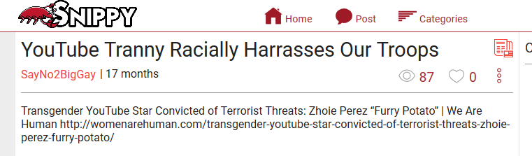 youtube-tranny-racially-harrasses-our-troopsD6FCACEE-64CD-BBC6-B480-731E5E6F62D1.png